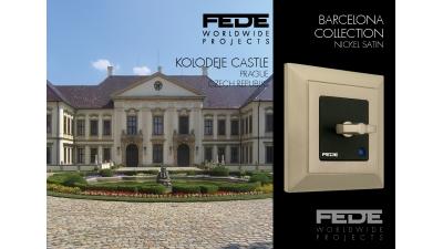 Kolodeje Castle Prague Czech Republic