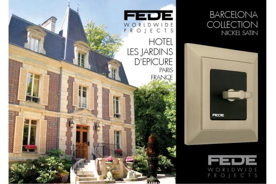 Hotel Les Jardins D'Epicure Paris France
