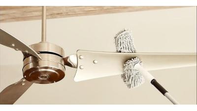 Lịch trình và cách vệ sinh quạt trần hiệu quả nhất