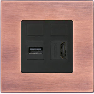 USB SOCKET / HDMI