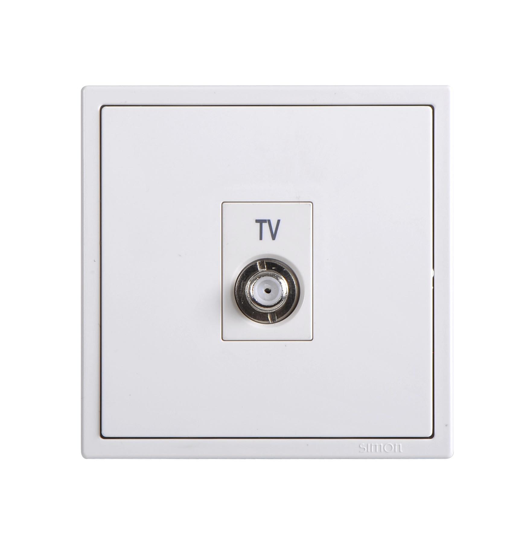 Module ổ cắm TV có chống nhiễu chuẩn F 705114